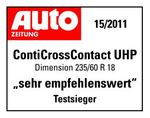 Continental Conti Cross Contact UHP