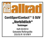 Continental Conti-SportContact 5