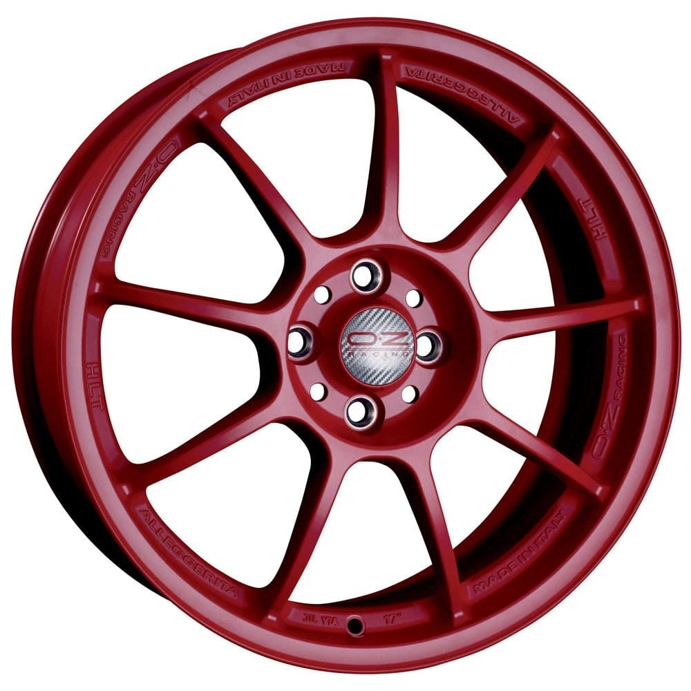 OZ Alleggerita HLT rim RED