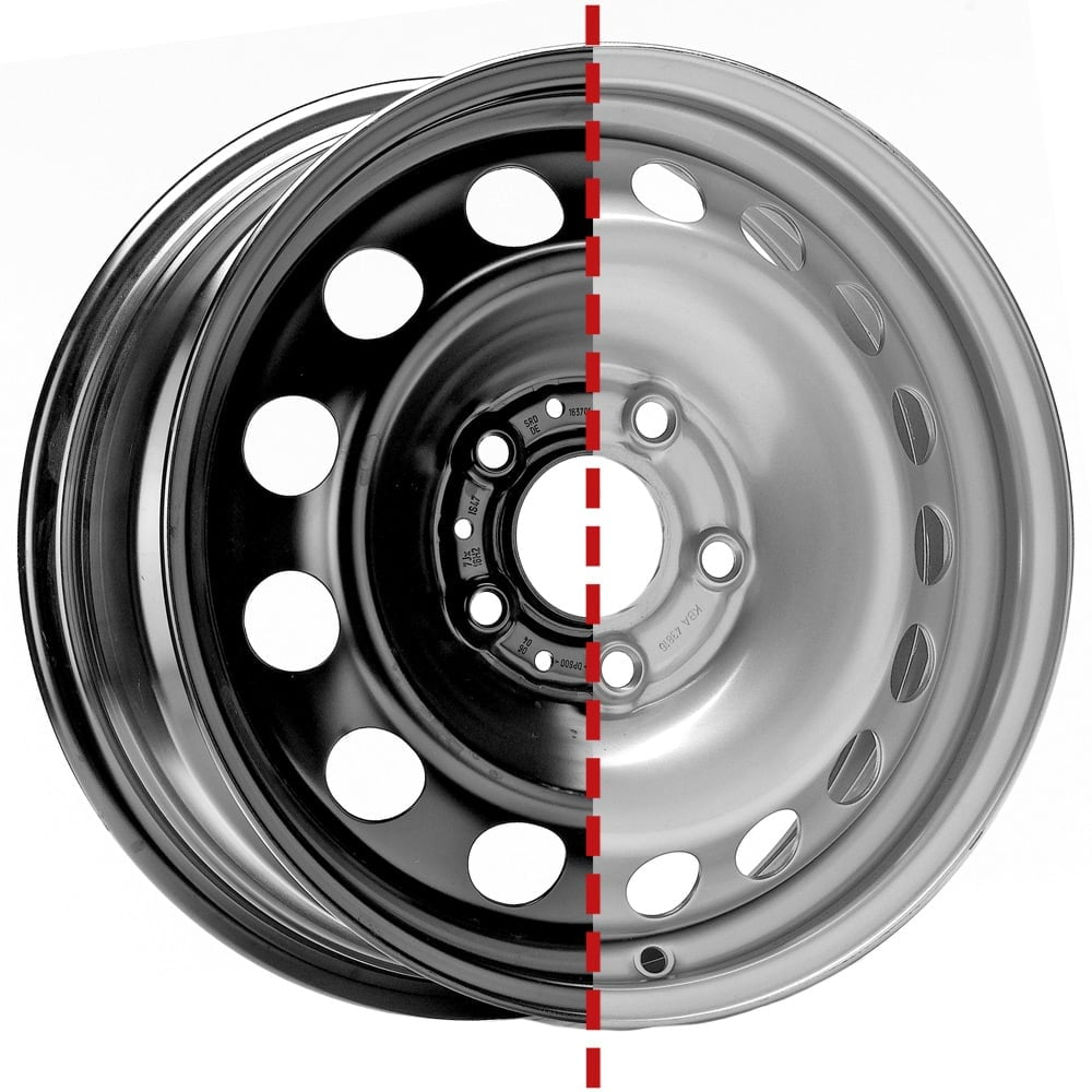 Alcar 9863 7.5x17 5x120 ET34 72.5 Black or grey rim