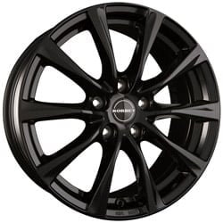 Borbet RE 7.5x17 5x112 ET48 57.1 Ice black rim