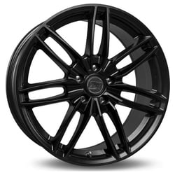 Racer Edition Light 7.5x17 5x114.3 ET35 66.1 Zwart velg