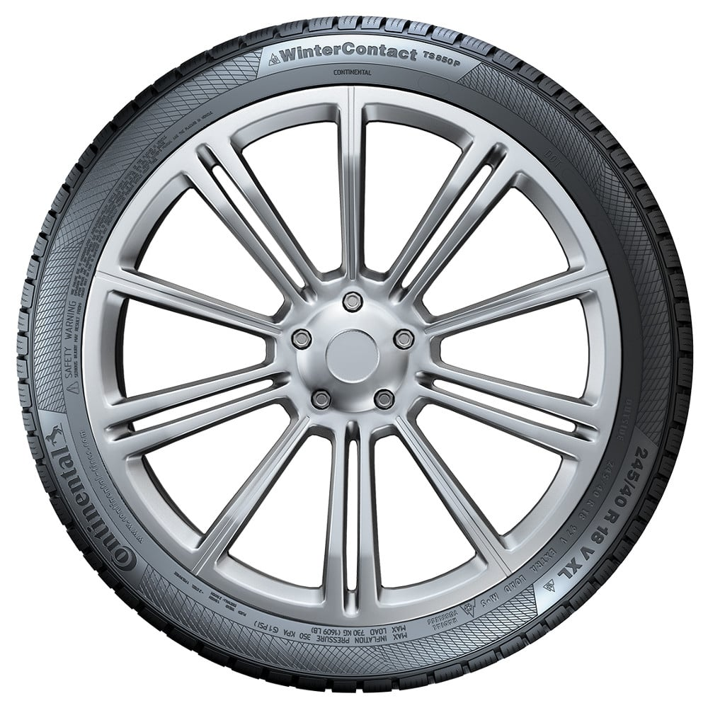 Continental Conti-WinterContact TS 850 P tyre