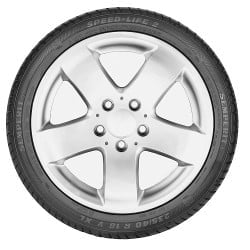 Neumático Semperit Speed-Life 2 255/35 R20 97 Y
